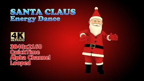 Thumbnail for 3d Christmas Santa