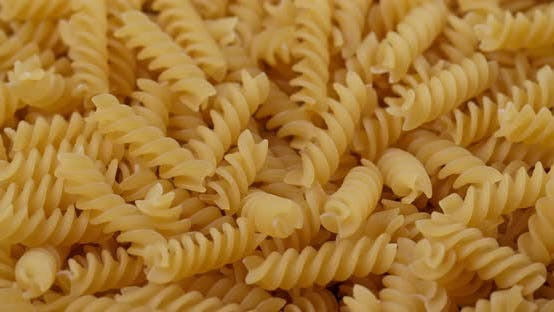 Thumbnail for Stack of The Dried Fusilli