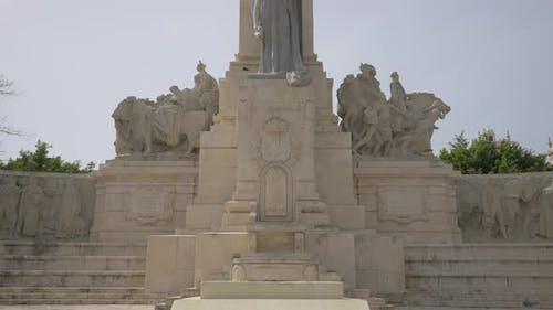 The Cadiz Constitution monument