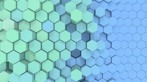 Hexagon Wave 6