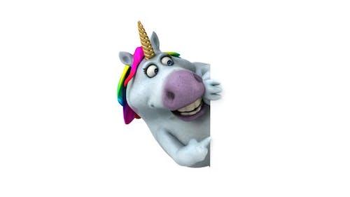 Fun unicorn