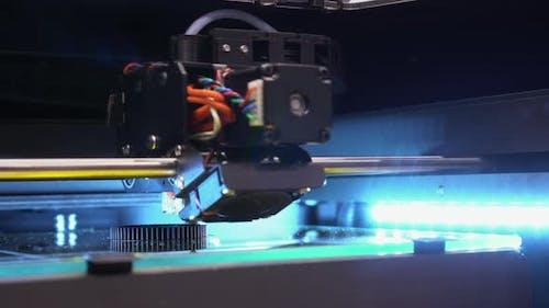 Robot Operation Exposition Center Presentation
