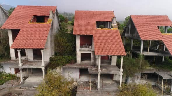 Thumbnail for Modern Unfinished Houses