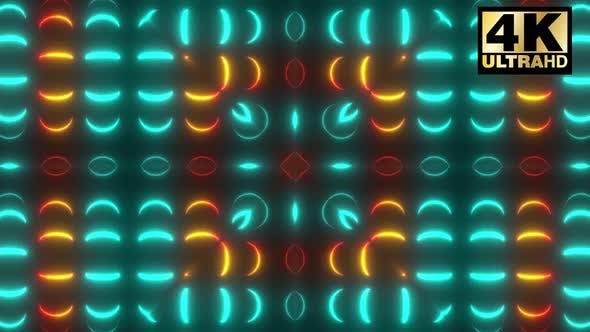 Thumbnail for 7 Colorfull Neon Vj Pack