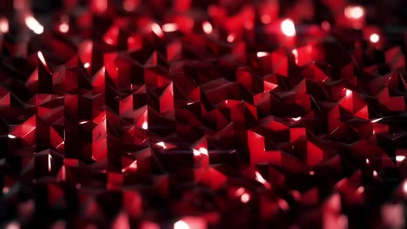 Thumbnail for Ruby Crystal Background