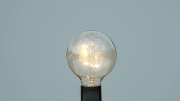 Thumbnail for Incandescent light bulb, Ultra Slow Motion
