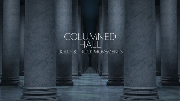 Thumbnail for Columned Hall Dolly and Trucking