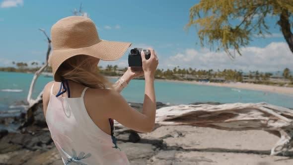 Thumbnail for Tourist Taking Photos