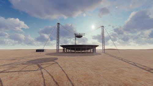 Space Radar Telescope