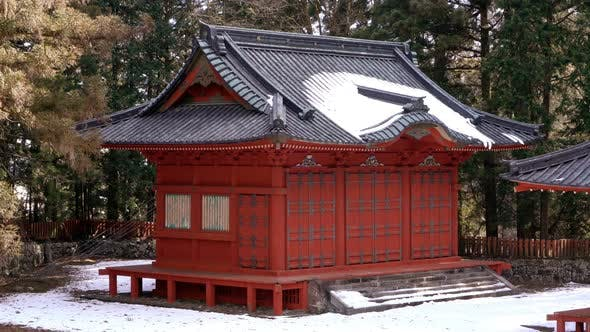 Thumbnail for Japan Traditional House Snow