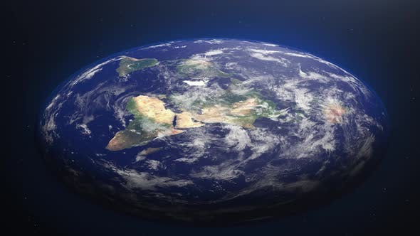 Thumbnail for Flat Earth Conspiracy Theory
