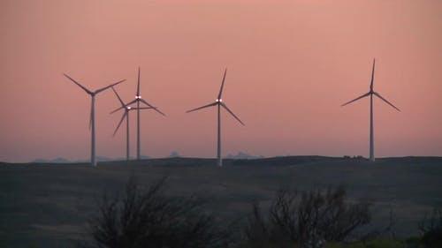 Windpower Sunrise
