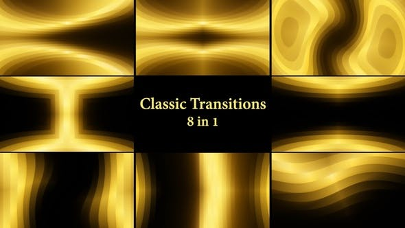 Thumbnail for Classic Transitions - 8 in 1