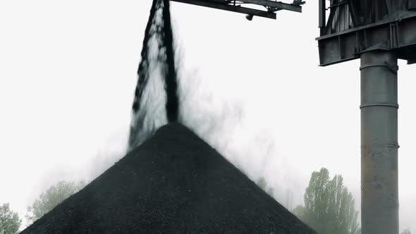 Natural Black Coal