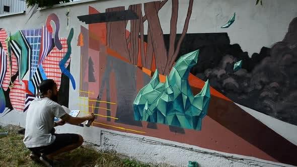 Cover Image for Graffiti 13