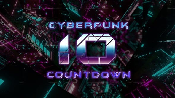 Thumbnail for Cyberpunk Countdown