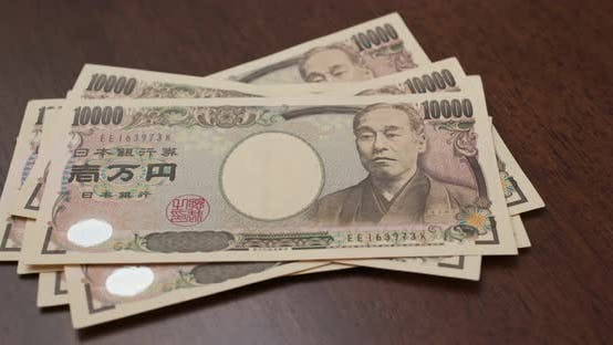 Thumbnail for Counting of Japanese Yen banknote
