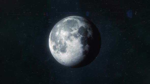 Thumbnail for Approaching The Moon
