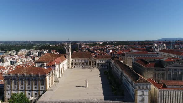 University Of Coimbra, Portugal