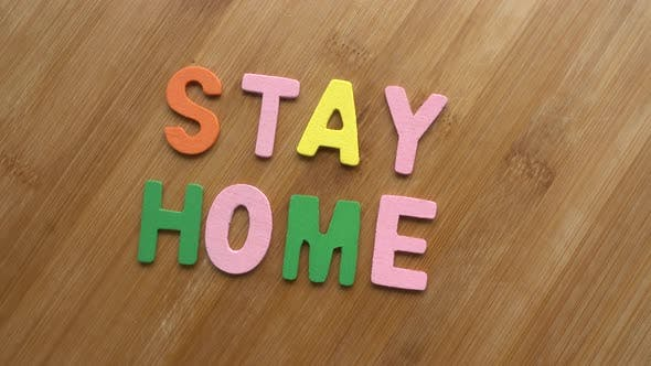 Thumbnail for Stay Home - Virus