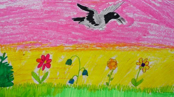 Thumbnail for Weeds Ravens over Field