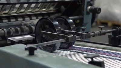 Printing Newspaper
