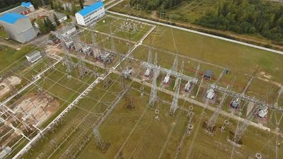 Electrical Substationpower Station