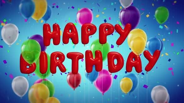 Thumbnail for Alles Gute zum Geburtstag