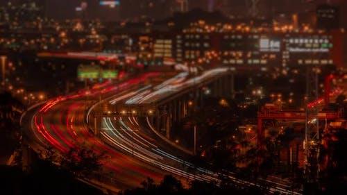 Traffic day to night