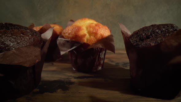 Thumbnail for Muffin Cake