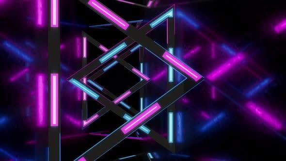 Dreieck Licht 09 4k