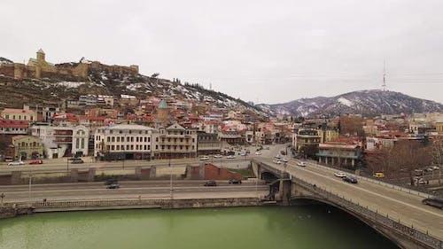 Georgian Capital City Day Timelaspe