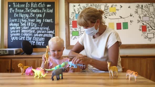 Learning Activities for a Toddler at Home