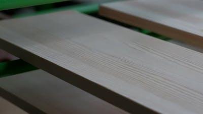 ReadyMade Wooden Shelf in Workshop of Furniture