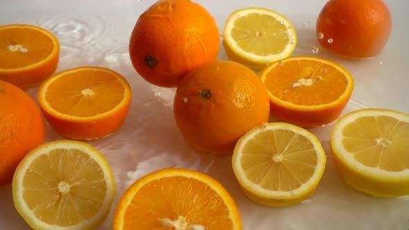 Der Fall der saftigen Orange
