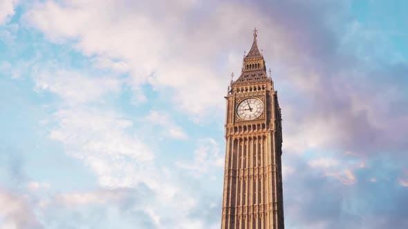 Thumbnail for Big Ben London Timelapse