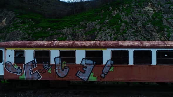 Thumbnail for Abandoned Train