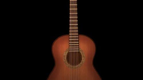 Flying Guitar - Classic Acoustic - II