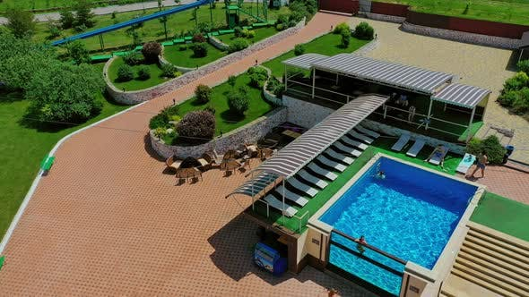 Thumbnail for Swimming pool in recreation center