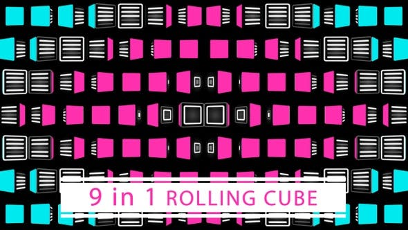 Thumbnail for Rolling Cube