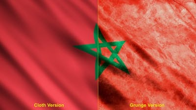 Morocco Flags