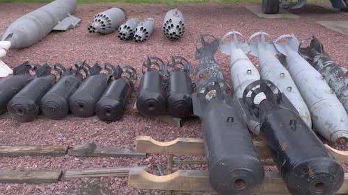 Old Air Rockets
