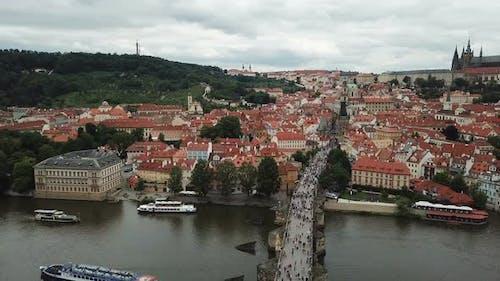 Cityscrape of Prague