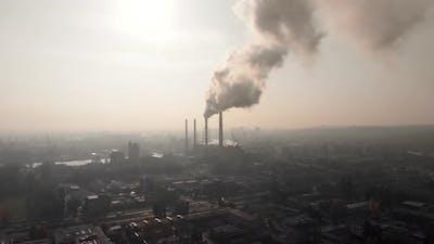 Heavy Air Pollution
