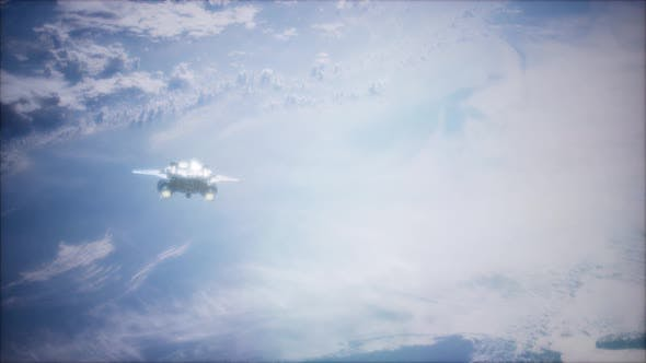 Thumbnail for Space Shuttle Taking Off on a Mission