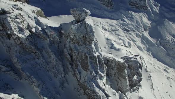Thumbnail for Snow Mountain Peak Landscape