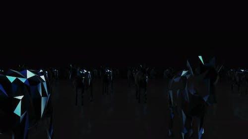 Goat Neon 4k