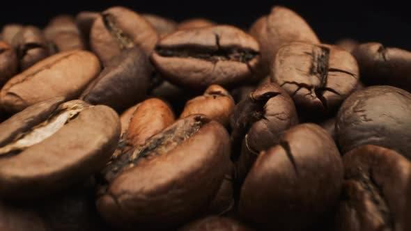 Aromatische Kaffeebohne