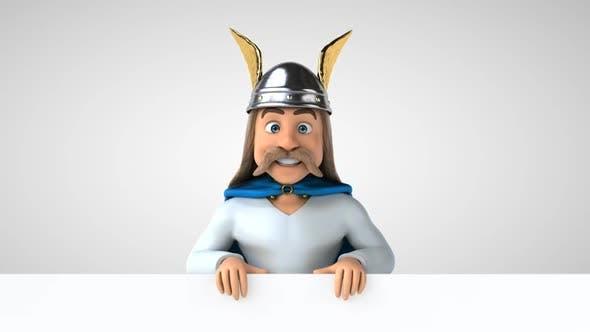10 fun cartoon Gauls