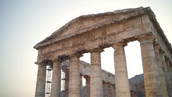 Restoration of Acropolis